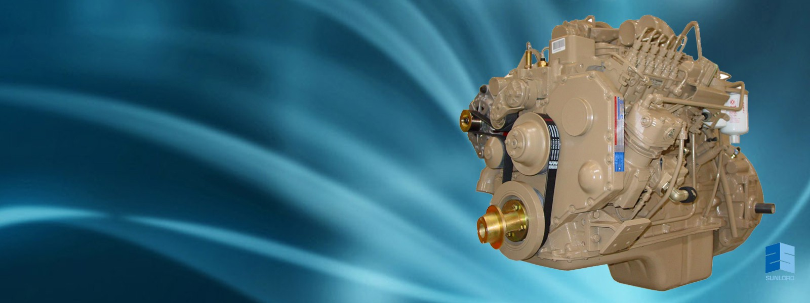 A diesel engine is what we do View More